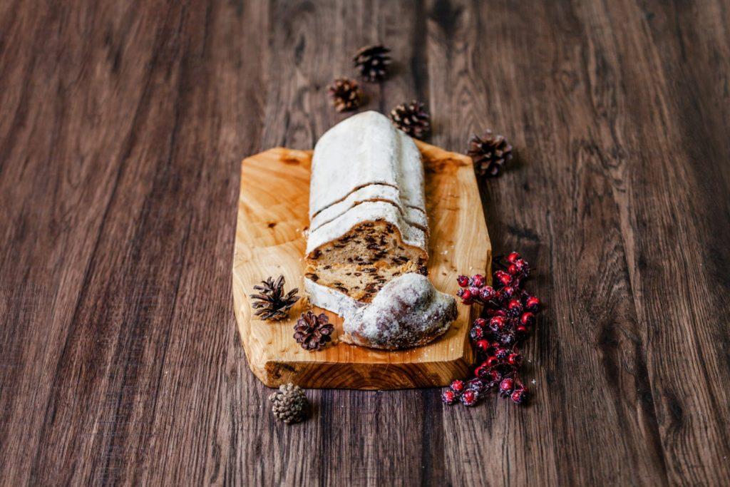 Imagefotos für den Produktkatalog – Herzberger Bäckerei | Christstollen
